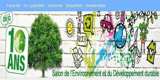 Salon de l environnement et du d veloppement durable bordeaux du 28 mai au 5 juin - Salon developpement durable ...