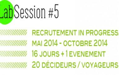 La Lab Session 5: Cycle prospective, innovation et développement durable – Mai 2014