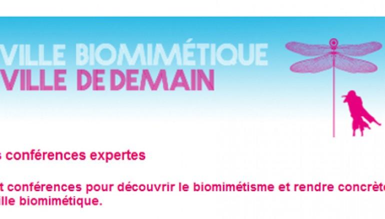 2eme édition de la « Ville biomimétique – Ville de demain » – du 16 au 23 Mai