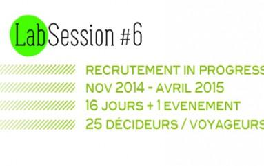 Lab Session 6 Institut des futurs souhaitables – Paris novembre 2014