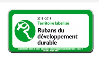 Rubans du développement durable 2014 – Paris le 9 septembre