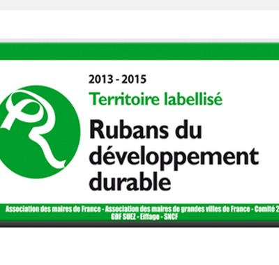 Rubans du développement durable 2014 – Paris le 9 septembre