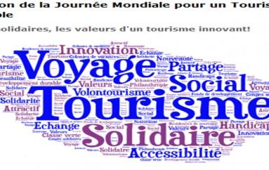 Retour sur la 8ème édition de la Journée Mondiale pour un Tourisme Responsable