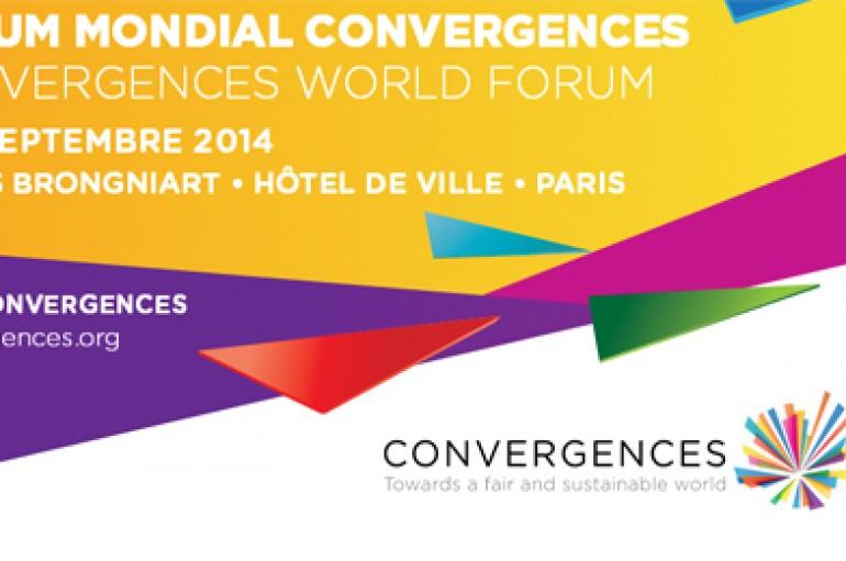 septième édition du Forum Mondial les 8, 9 et 10 septembre 2014 à Paris