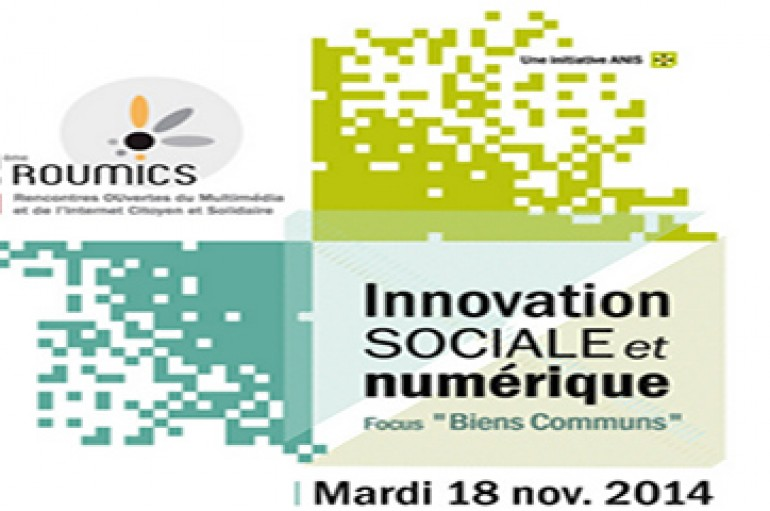 Les Rencontres OUvertes du Multimédia et de l'Internet Citoyen et Solidaire  2014 – Lille 18 novembre