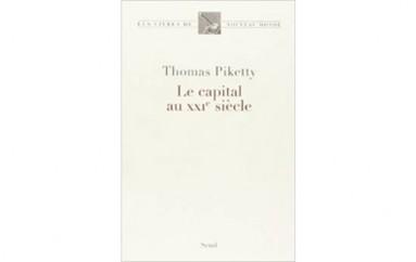 Le Capital au XXIe siècle – Auteur Thomas Piketty