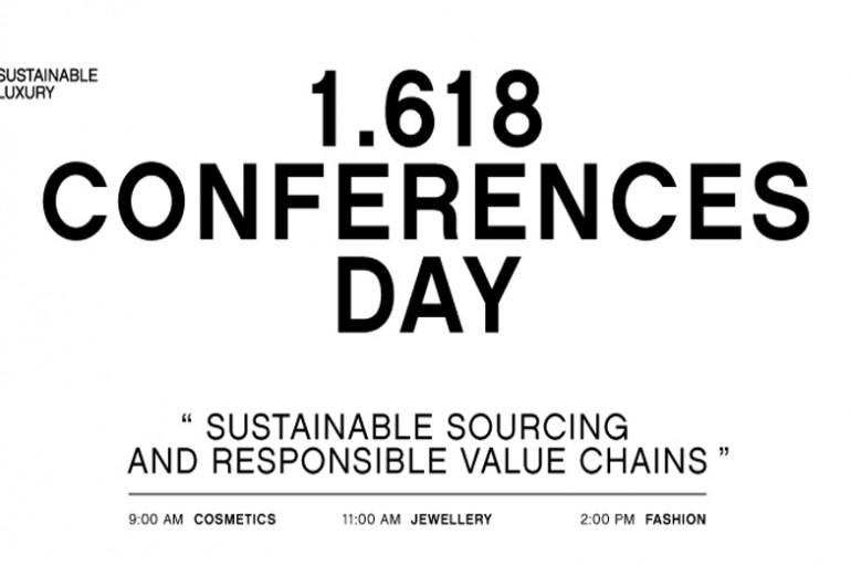 Après le sustainable luxury, evenement du luxe durable 2014: La journée conférence 1.618 «sourcing et filières responsables  – Sustainable sourcing and responsible value chain – Paris le 4 Avril