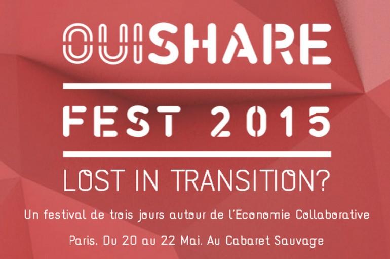 OuiShare 2015 : 1000 visionnaires de l'Economie Collaborative se retrouvent pendant trois jours de conférences, pour créer ensemble et tisser des liens