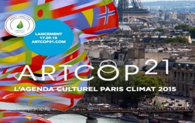 ArtCOP21: Inscrivez vos actions à l'agenda culturel de la COP21 !
