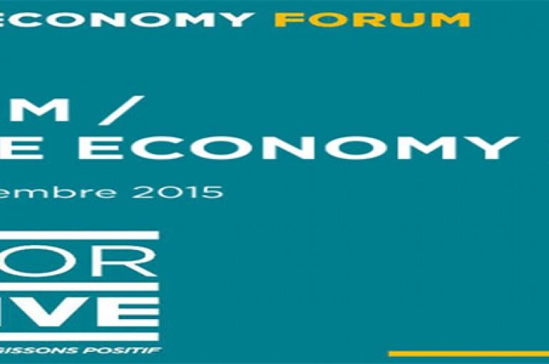 La 4ème édition du LHFORUM / Positive Economy Forum au Havre se tiendra du 16 au 19 septembre 2015 !