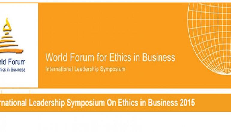 11e édition du Symposium international sur le leadership éthique dans les affaires – Bruxelle 20 novembre