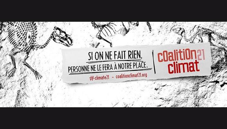«Toutes et tous à la Zone d'Action pour le Climat !» au 104 – Paris du 07 au 11 décembre 2015
