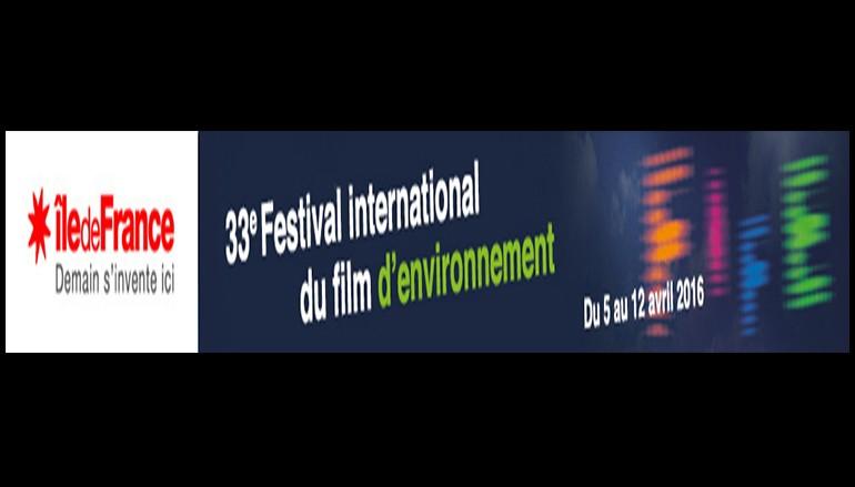 33eme Festival international du film d'environnement aura lieu – Paris du 5 au 12 avril