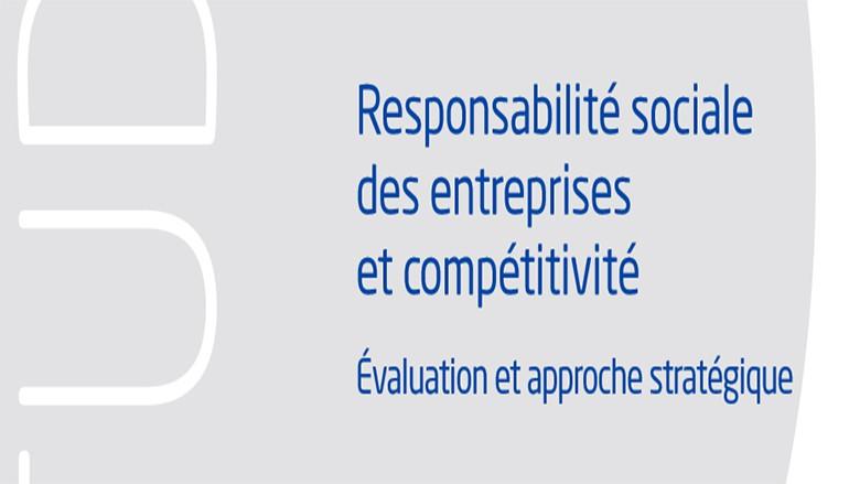 Responsabilité societale / sociale des entreprises et compétitivité