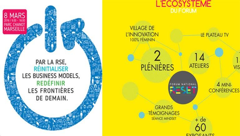 Le Forum National ReSEt : Les entreprises et des territoires qui mettent au coeur de leurs préoccupations la responsabilite societale – 8 mars Marseille