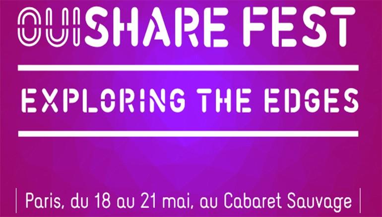 OuiShare Fest, le thème de l'édition 2016: La ruée ver l'or, et après? – Paris du 18 au 20 mai