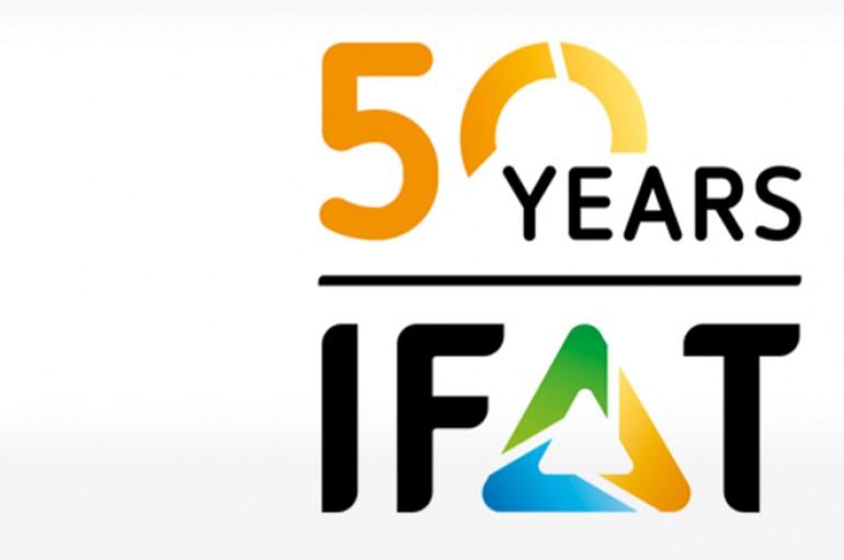 IFAT: Salon mondial pour les technologies de l'environnement – Munich 30 mai au 3 juin