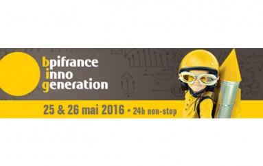 BPI FRANCE INNO GENERATION : Bpifrance invitent tous les acteurs pour innover, faire du business et grandir ensemble – Paris le 25 et 26 MAI
