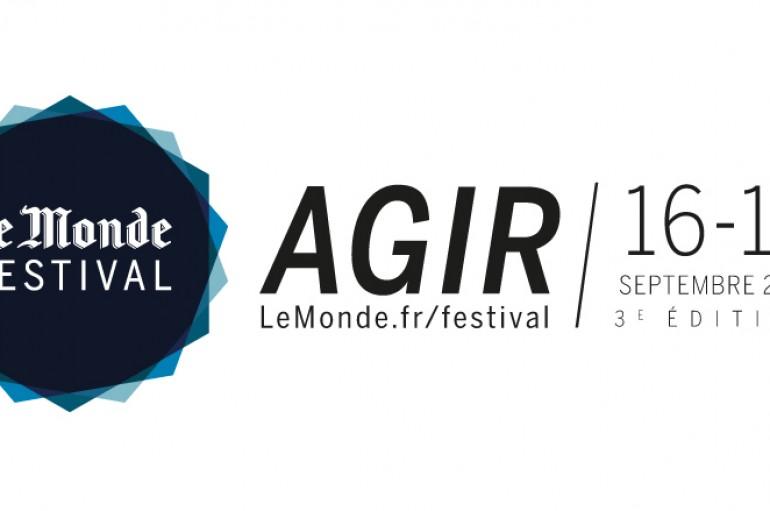3e édition du Monde Festival : il est temps d'agir – Paris du 16 au 19 septembre