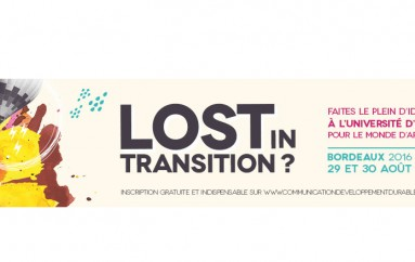 Université d'été pour le monde d'après – le 29 et 30 aout 2016 à Bordeaux
