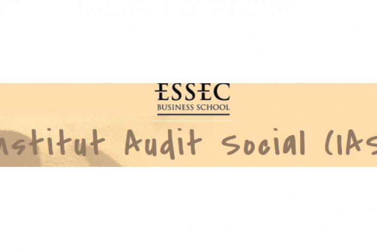 34 ème Université d'été de l'Audit Social « Les défis de la Responsabilite societale des entreprises (RSE) à l'ère du numérique: quel apport de l'audit social? » – Paris le 1er septembre